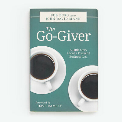 The Go-Giver Influencer: A Little Story... HARDCOVER Special Market 1st Edition