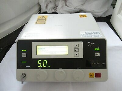 Angiodynamics 15 Plus 18W Diomed Medical Surgical Diode Laser Treatment Unit Uk