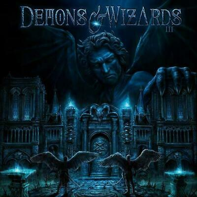 DEMONS & WIZARDS III 3+2 bonusTRACKS ( BLIND GUARDIAN , ICED EARTH MEMBERS) and