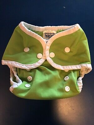 Thirsties Diaper Cover Duo Wrap - Size 1 - Meadow - Snaps