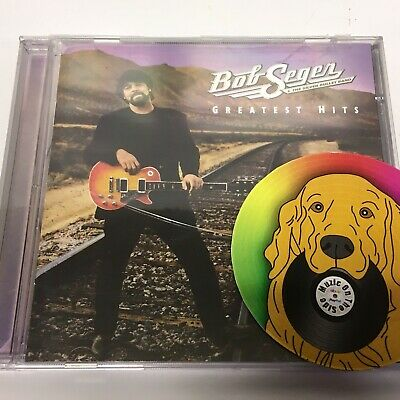 Bob Seger & The Silver Bullet Band Greatest Hits CD NM US RARE Rock 1994 Capitol