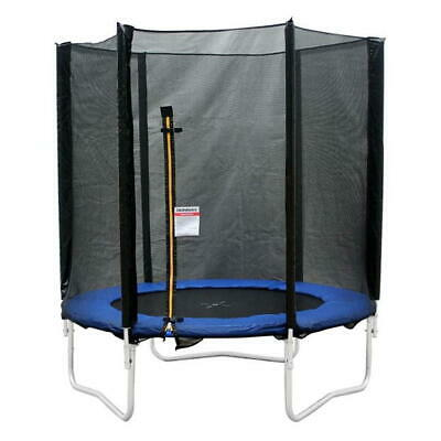 NEW Donnay 6ft Trampoline with Safety Net Enclosure for Home & Garden