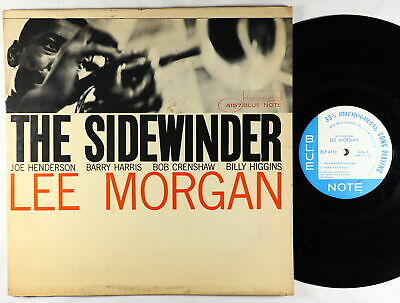 Lee Morgan - The Sidewinder LP - Blue Note - BLP 4157 Mono RVG Ear NY USA