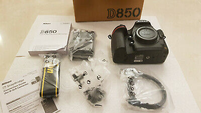 Nikon D850 DSLR Camera Body | 855 Shutter Count | Hardly Used