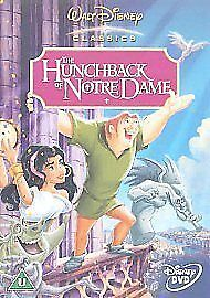 The Hunchback Of Notre Dame DISNEY DVD