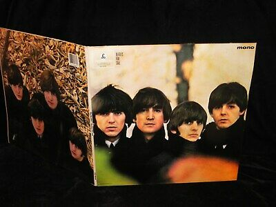 The Beatles For Sale Capitol Records Clj-46438 Mono  Mint To Near Mint