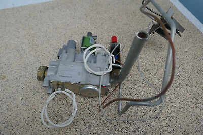 Honeywell Gas Valve V4600N  /Pilot Assembly And Ignition