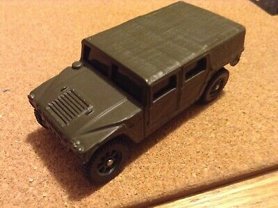 Mijo/'s Offroad Police SWAT Humvee 4x4 Hummer Neuf sous emballage * 2018 Johnny Lightning