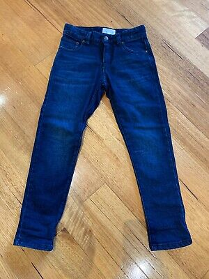 Country Road Jeans Dark Blue Slim Boys Size 6