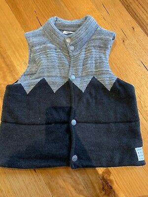 Country Road Boys Vest Boys Size 6 7