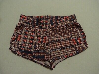 ROXY girls size 10 soft stretch shorts as new cond - $3 post option