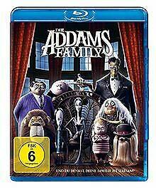 Die Addams Family [Blu-ray] by Vernon, Conrad, Ti... | DVD | condition very good