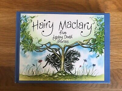 Hairy Maclary Five Stories Collection by Lynley Dodd Hardback