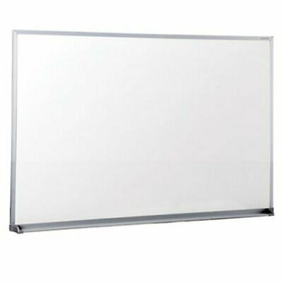 "Universal Dry Erase Whiteboard, 36"" x 24"", Aluminum Frame, Each (UNV43623)"