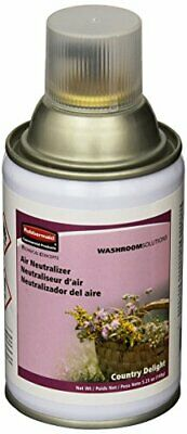 Rubbermaid Commercial FG4015061 Standard Aerosol Refill for Microburst...