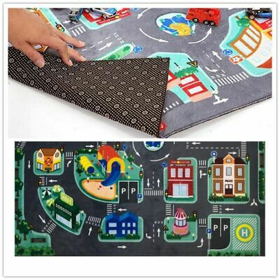 Play Mat Baby Educational Carpet Soft Non Slip Kids Activity Rug With LED Light