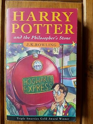J.K.Rowling  : Harry Potter and the Philosopher's Stone    English
