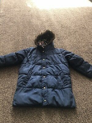 Lovely Girls Padded Coat By Joules Aged 5 Years