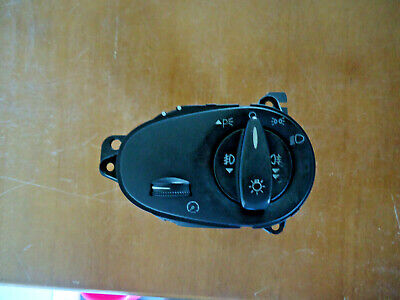 Mk1 Ford Focus St170 3/5Door Headlight/Headlamp Switch 98-05 Ghia Zetec