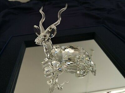 1994 SCS Annual Edition Swarovski Crystal Inspiartion Aftrica The Kudo