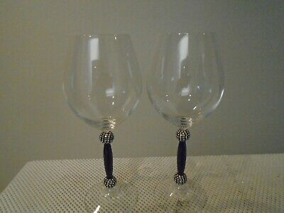 2 Alan Lee Collection Goblets ~ Gorgeous