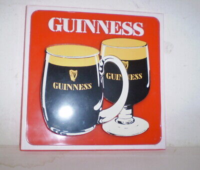Wall stand out advertising sign - Guinness