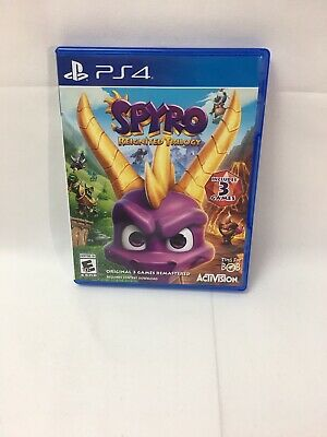 Ps4 Spyro Reignited Trilogy Activision