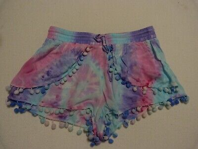 GHANDA girls shorts size 14-15 in exc cond