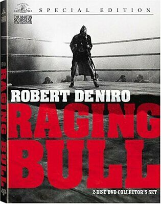Raging Bull - Special Edition Collector's Set (2-disc DVD) LIKE-NEW