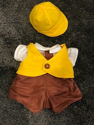 My child doll Boys Outfit Brown