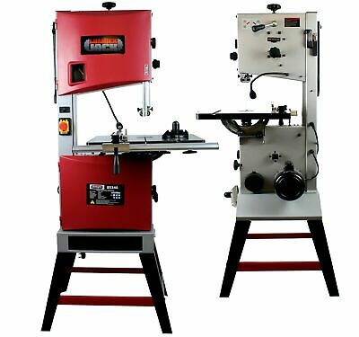 "14"" Professional Woodworking Bandsaw Cast Table Solid Fence & Cutting Blade 240v"