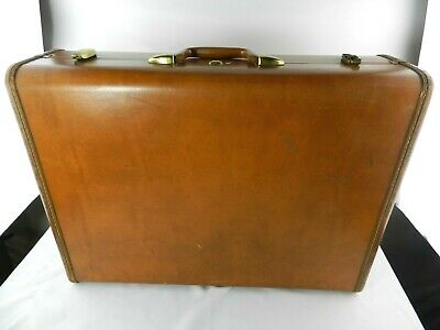 "Vintage Samsonite Suitcase Style 4635 Large Luggage Shwayder Bros Inc. 24.5""x18"""