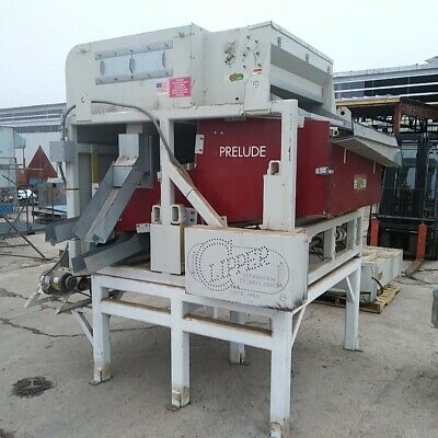 A T Ferrell Clipper Prelude 526 Seed & Grain Cleaner
