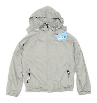 Bench Girls Grey Lightweight Jacket Age 11-12