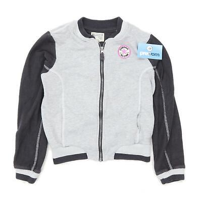 Converse Girls Graphic Multi-Coloured Zip Hoodie Age 13-15