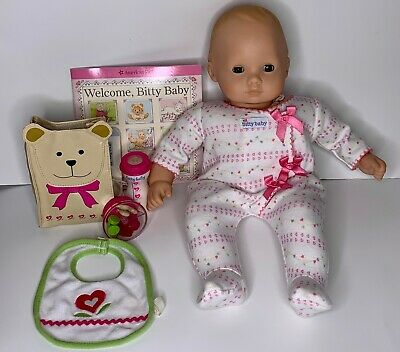 Kleenex Juice Box American Girl Doll Bitty Baby Play Toys Keys Rattle