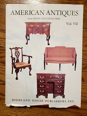 American Antiques Furniture from Israel Sack Collection Volume VII 7