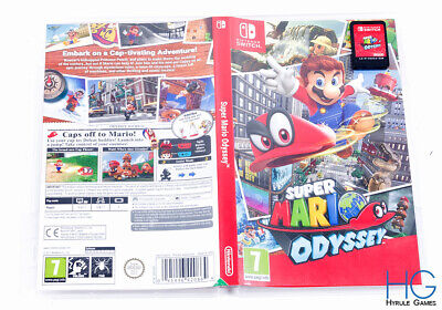 Super Mario Odyssey Boxed - Nintendo Switch PAL