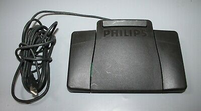 Philips LFH2330/00 Foot Control 4 Pedal Digital USB