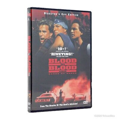 Blood In Blood Out DVD Movie Release 1993 English Spanish Portugués Audio