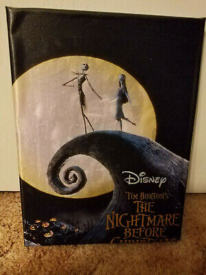 57X87CM NEW WALL ART NIGHTMARE BEFORE CHRISTMAS NOW /& FOREVER POSTER