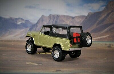 1966 Kaiser Jeep Jeepster Commando 4x4 Collectible Display Model