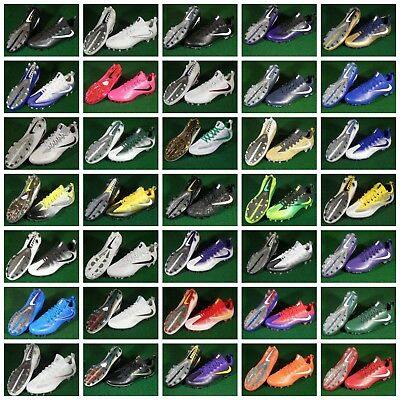 New Nike Vapor Untouchable Pro Low TD CF TB Football Cleats Many Colors NFL