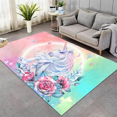 Play Mat Activity Rug Multi Functional Home Carpet Soft Thick Dense Non Slip Pad