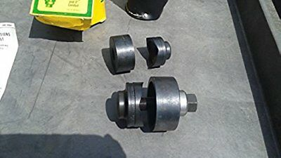 """Greenlee 737BB Punch Set, 1 1/2 and 2"""""""
