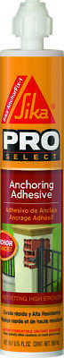 Sika AnchorFix-1 2-Component High Performance Anchoring Adhesive, 10 oz,