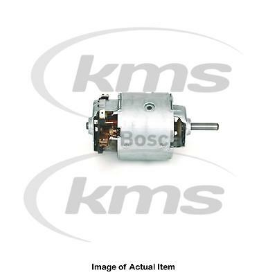 Interior Blower 0130107070 Bosch DPG Genuine Top Quality Replacement New
