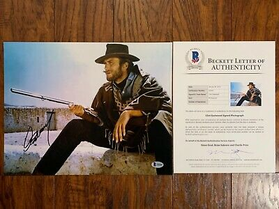 """A Fistful of Dollars Clint Eastwood Ad 10/"""" X 7/"""" Reproduction Metal Sign I166"""