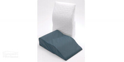 Therapeutic Pillow Contoured Leg Relaxer Wedge Support Raiser