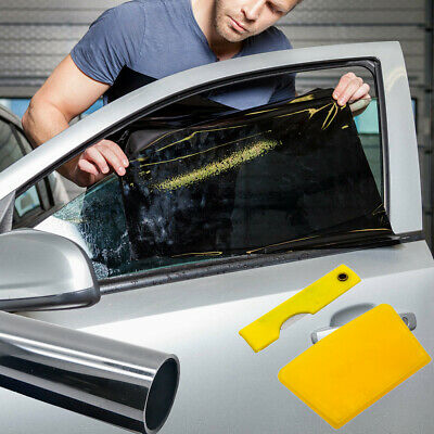 51cm x 4m BLACK//SMOKED CAR /& OFFICE WINDOW TINTING FILM HIGH PERFORMANCE LIMO 05 FROM /£7.99